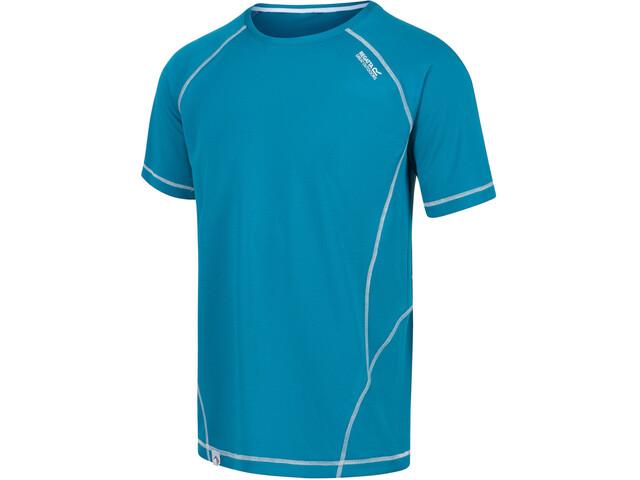 Regatta Virda II Camiseta Hombre, olympic teal